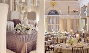 Место для свадебного банкета