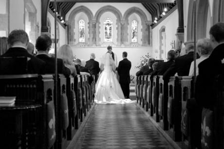 Выбор места для венчания