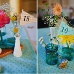 Гости найдут свои места по специальным номеркам на столах