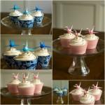 Миниатюрные оригами могут украсить любое угощение для гостей и даже свадебный торт