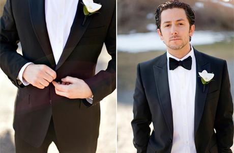 Тонкости выбора костюма жениха