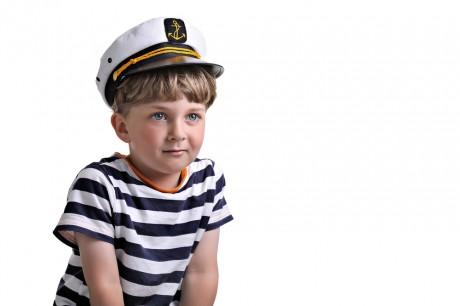 Детская мода - морской стиль