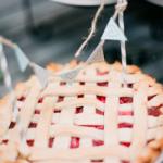 Не забывай о ягодных пирогах!