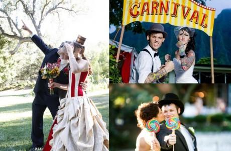Тематическая свадьба - что выбрать