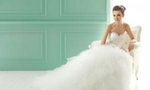 Легкое белое облако юбки