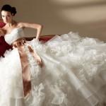 Роскошь свадебного образа