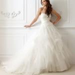 Невеста просто красавица!