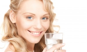 Пей воду