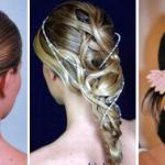 Прическа настолько сложная, что ее и украшать лучше минимально, чтобы не испортить узор из волос