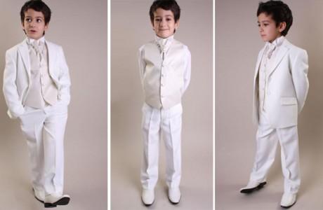 Как одеть мальчика на свадьбу