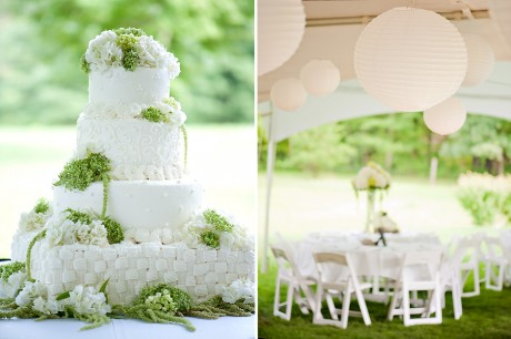 Декор свадьбы 2012