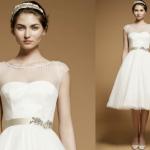 Великолепное решение для юной задорной невесты!