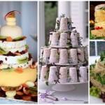 Фрукты и ягоды - идеальное решение для торта