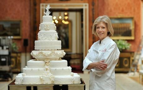 Свадебный торт от кутюр