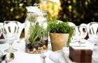 Идеи для свадебного стола