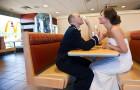 Свадьба в МакДональдс