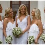 И невеста счастлива, и подружки рады!