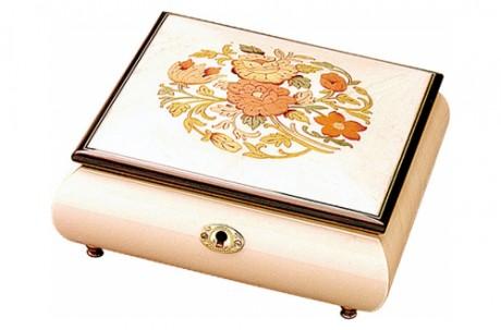 Свадебный подарок - шкатулка для драгоценностей