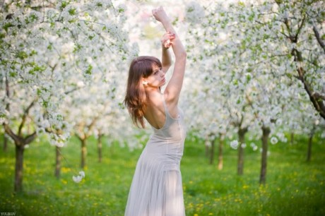 Твоя весенняя свадьба