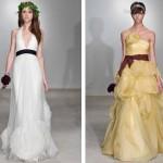 Именно контрастные оттенки чаще всего выбирают невесты