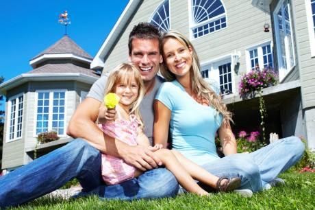 Для счастья достаточно иметь дом, детей и хорошенькую жену