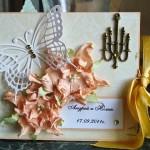 Хенд-мейд с бабочками