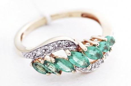 Кольцо для помолвки - огранка