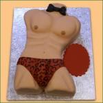 А такой торт можно заказать на девичник и не только 8 Марта