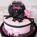 Что еще подарить невесте на свадьбу 8 Марта? Розовый торт!