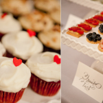 Великолепное решение для свадебного десерта