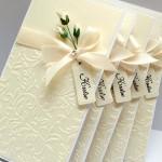 Твои приглашения на весеннюю свадьбу готовы. Можешь начинать рассылать гостям!