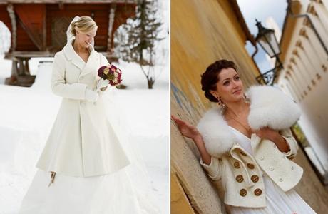 Пальто для свадьбы 2012