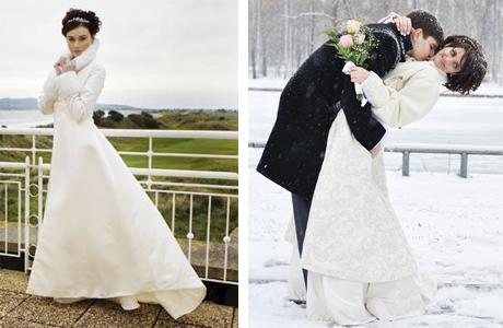 Пальто для свадьбы