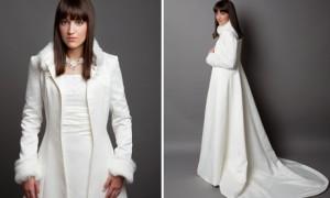 Невеста в пальто