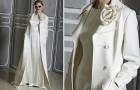 Пальто для невесты
