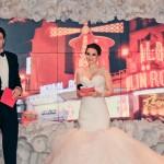 Создавали праздничную обстановку на финальном конкурсе невест