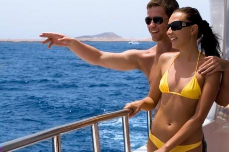 Медовый месяц в круизе, море счастья