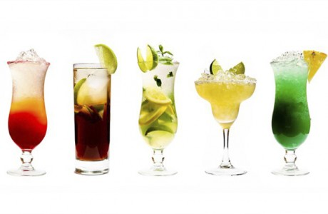 Напитки для летней свадьбы