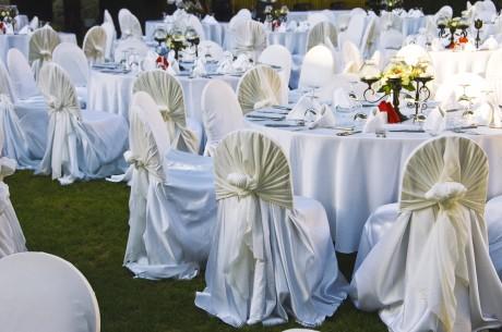 Свадебная мода в оформлении