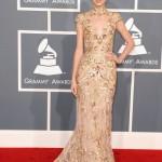 Шикарное золотистое платье