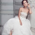 Это название роскошного свадебного платья от Коллетт Динниган