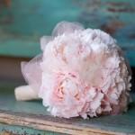Романтичный бледно-розовый