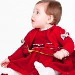 Малышка в платье от Graziella
