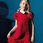 Девочка в платьице от Simonetta