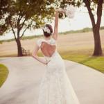 Для сексуального свадебного образа невесты