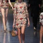 Модная тенденция весны 2012 года