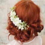 Заколка от свадебного флориста