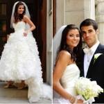 Каллы у невесты, калла у жениха