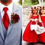 Все в одном стиле свадьбы