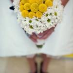 Белый и желтый - прекрасное сочетание для торжества